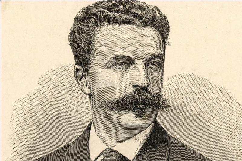 """Complétez le titre de cette nouvelle publiée par Guy de Maupassant en 1881 : """"Une … de campagne""""."""