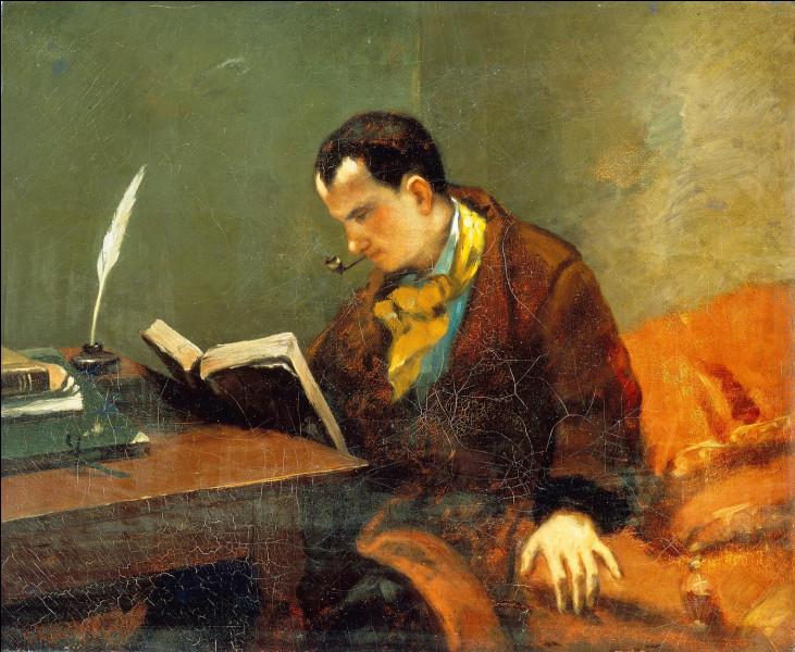 """Complétez ces vers du poète Charles Baudelaire, extraits du poème """"L'invitation au voyage"""" : """"Là, tout n'est qu'ordre et beautéLuxe, calme et …""""."""