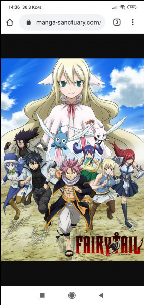 Pour changer, Fairy Tail