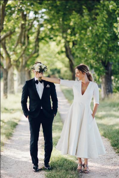 Comment appelle-t-on la bague que les époux s'échangent lors d'un mariage ?