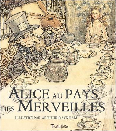 Qui est l'auteur du roman ''Les Aventures d'Alice au pays des merveilles'' ?
