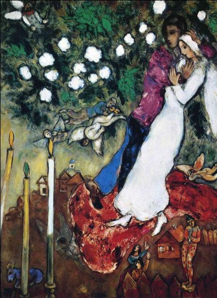 """Quel peintre du XXe a réalisé le tableau """"Les Trois Bougies"""" ?"""