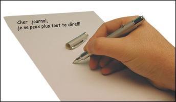 Laquelle de ces encres est invisible sur le papier ?