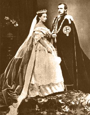 Monarques du XIXe siècle