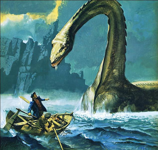 Dans quelle légende apparaît ce qu'on pourrait apparenter au monstre du Loch Ness ?