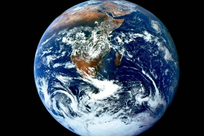 La population du monde, il y a un siècle