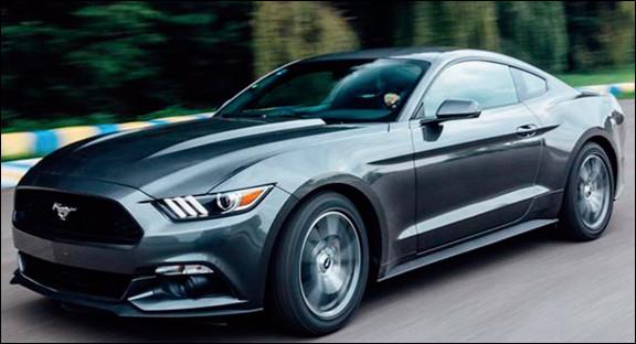 Quel est ce modèle mythique construit par Ford depuis 1964 ?
