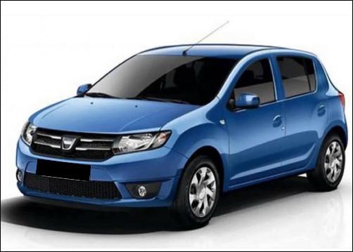 Quel est ce modèle du groupe Renault vendu en Europe sous la marque Dacia ?
