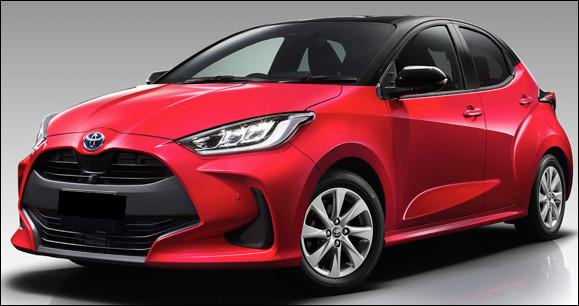 Quel est ce modèle du constructeur Toyota produit en France depuis 2001 ?