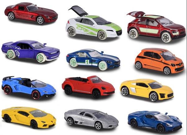 Les modèles automobiles de A à Z
