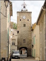 Ville Vauclusienne, Sainte-Cécile-les-Vignes se situe en région ...