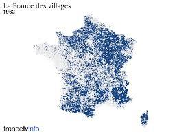 Saurez-vous situer ces communes ? (2006)