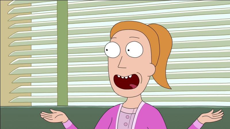 Summer est la ... de Morty.