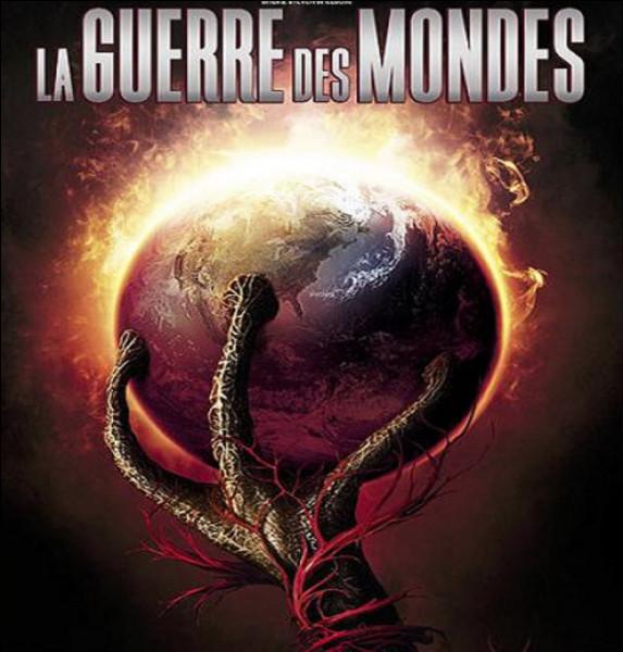 Qui est l'auteur du roman de science-fiction ''La Guerre des mondes'' ?