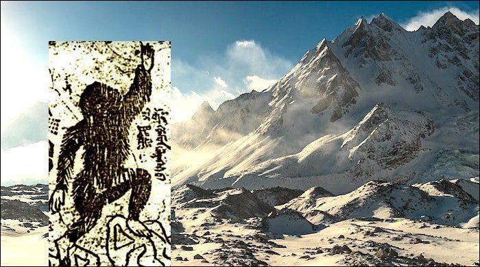De quels mots tibétains son nom vient-il ?