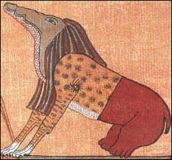 Quelle créature de la mythologie égyptienne dévorait les cœurs des âmes qui ne méritaient pas l'au-delà ?