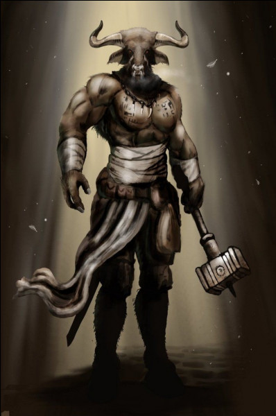 Quel est le vrai nom du Minotaure ?