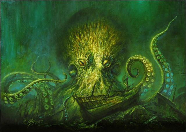 Selon Jacob Wallenberg, combien de temps prend le kraken pour digérer son repas ?