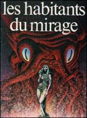 """Qui a écrit le livre """"Les Habitants du mirage"""" où apparaît un kraken ?"""