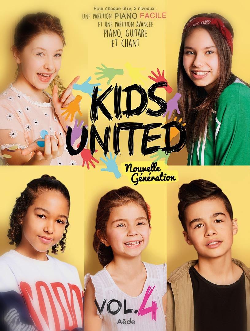 Les nouveaux Kids United