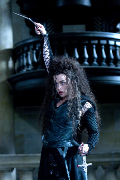 Qui tue Bellatrix Lestrange ?