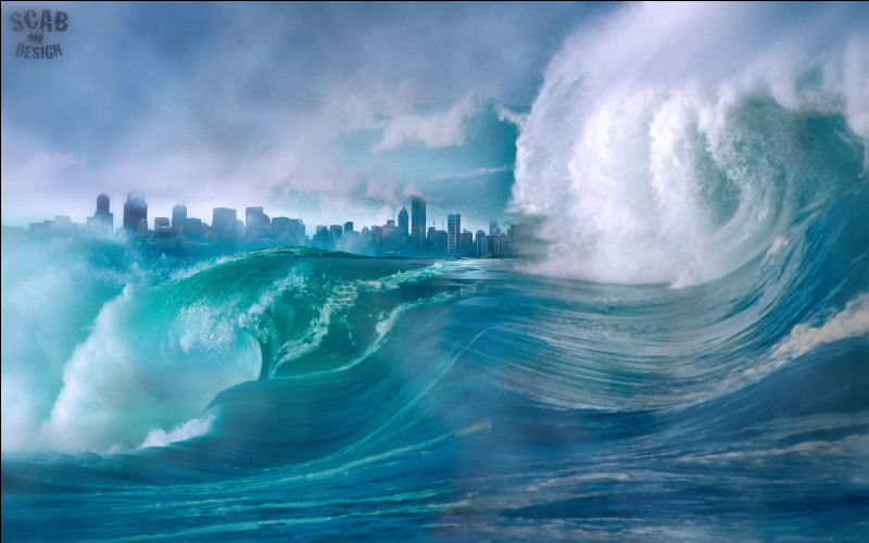 Comment s'appelle cette catastrophe naturelle ?