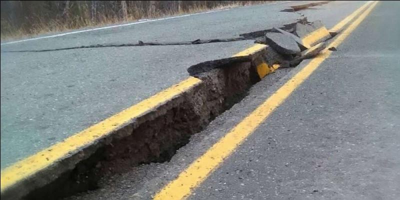 Comment s'appelle cette catastrophe ?