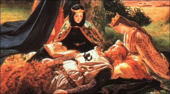 Malheureusement, même le plus sage et brave des rois finit par mourir... Qui tue Arthur ?