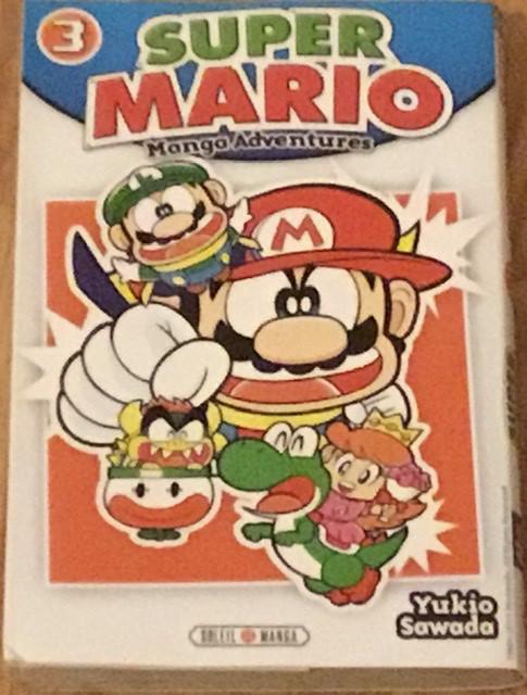 Super Mario manga adventures, tome 3