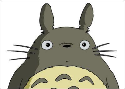 Les personnages des dessins animés de Miyazaki