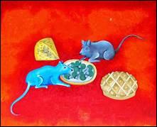 """Dans """"Le Rat de ville et le Rat des..."""", quel est le second rat ?"""