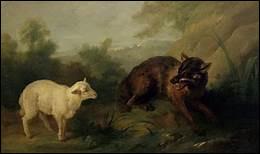 """Qu'arrive-t-il à l'agneau dans """"Le Loup et l'Agneau"""" ?"""