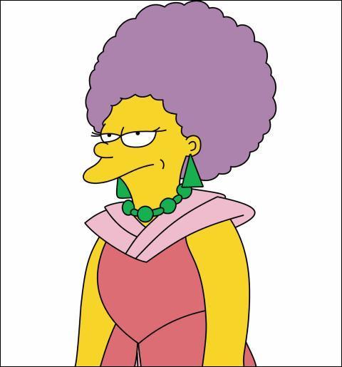 Comment s'appelle cette horrible femme ?