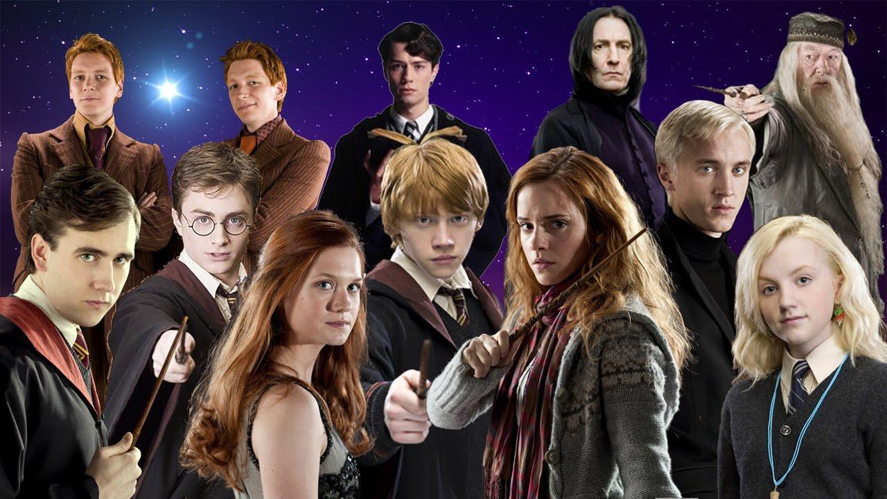 Les phrases dans Harry Potter (2)