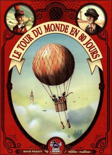 Qui a écrit pour la première fois le roman «Le Tour du monde en 80 jours» ?