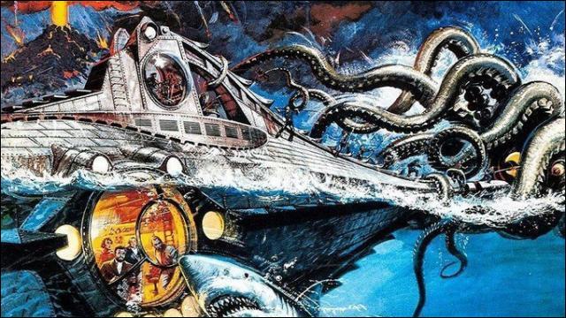 À qui doit-on le roman «20 000 lieues sous les mers» ?