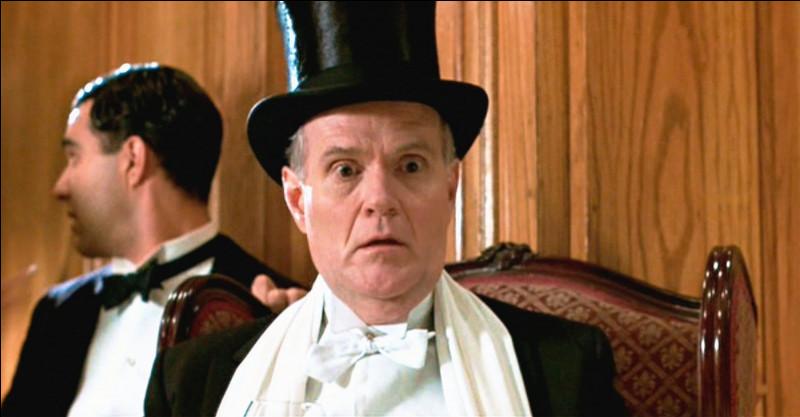 """Comment s'appelle l'homme qui dit : """"Nous avons revêtu nos plus beaux habits et nous préparons à mourir en gentlemen"""" (véridique)"""