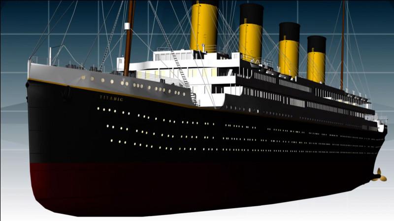 Qui est l'architecte du Titanic ?