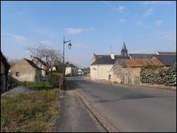 Ancienne commune Angevine, Beauvau se situe en région ...
