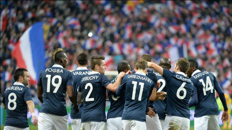 Qui est le joueur qui compte le plus de sélections avec l'équipe de France ?