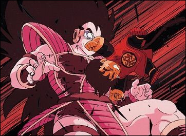 Quelle est la puissance de Gohan lorsqu'il détruit sa capsule et met un coup de tête à Raditz ?