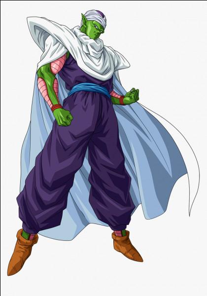 Sous quel nom Piccolo se présente-t-il au tournoi quand il revient pour la première fois ?