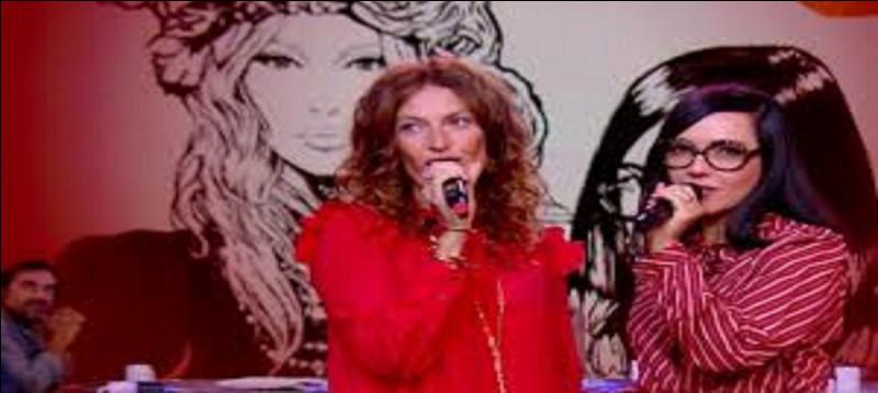 Brigitte est un duo composé des chanteuses Sylvie Hoarau et Aurélie Saada.