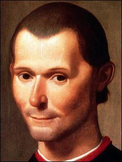 Qui est ce Nicolas, penseur humaniste italien, poète, dramaturge, théoricien de la politique, mort en 1527 ?