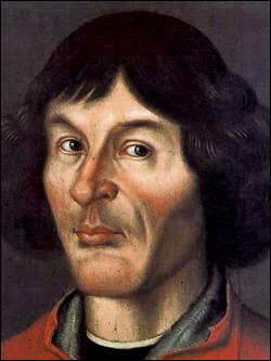 Qui est ce Nicolas, astronome polonais, chanoine, médecin et mathématicien à l'origine de la théorie de l'héliocentrisme selon laquelle la terre tourne autour du soleil, mort en 1543 ?
