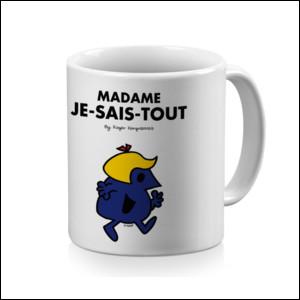 Pierre Soulages, Madame Je-Sais-Tout, s'en souvient bien ! C'est un peintre très connu pour ses monochromes de couleur bleue !