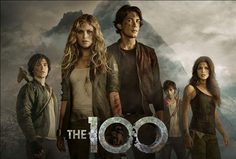 Qui capture les 100 dans la saison 2 ?