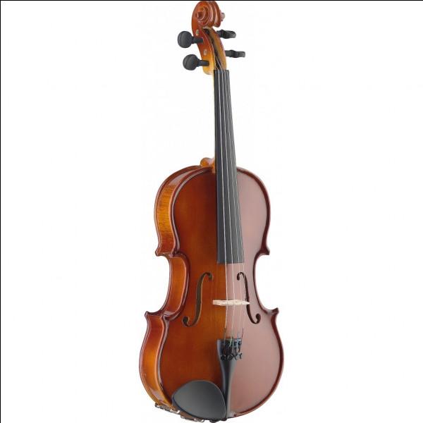 Plus que 4! Le violon?