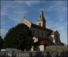 Voici l'église Saint-Étienne du Pont-de-Claix. Ville de la métropole Grenobloise, elle se situe dans le département ...