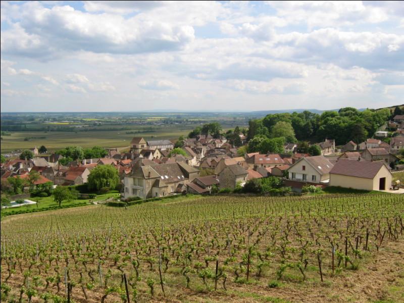 Quelle ville française est la préfecture du département de la Côte-d'Or ?